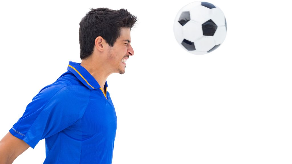 Soccer Heading Drills
