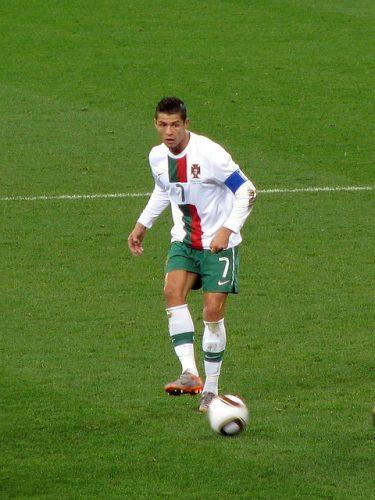 Cristiano Ronaldo Soccer Great