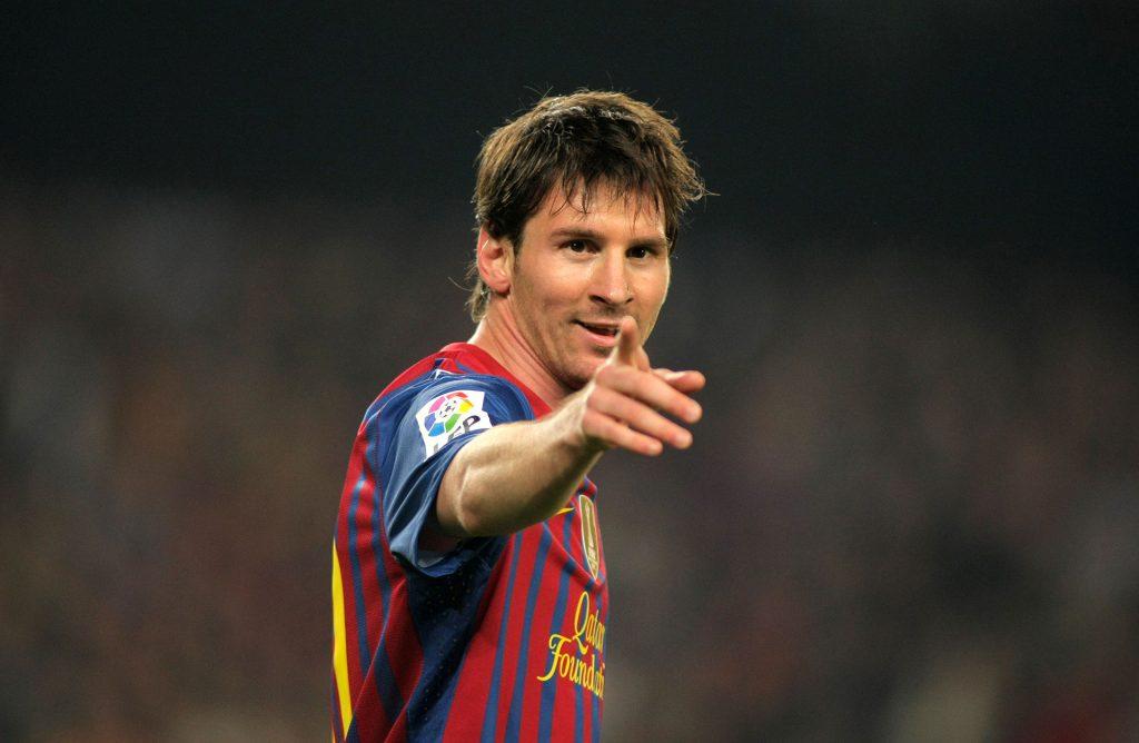 Lionel Messi Sucks