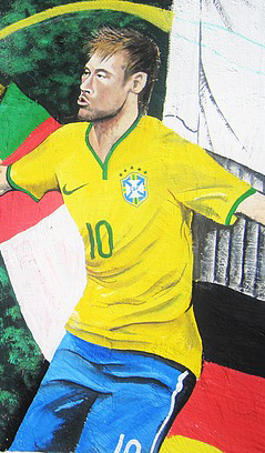 Neymar Soccer Great