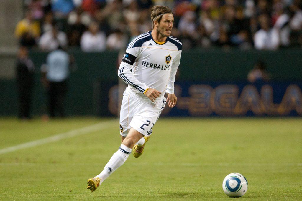 David Beckham Right Midfielder