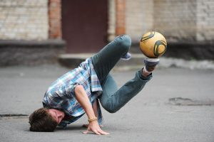 Soccer Freestyle Tricks Names and Cool Soccer Juggling Tricks