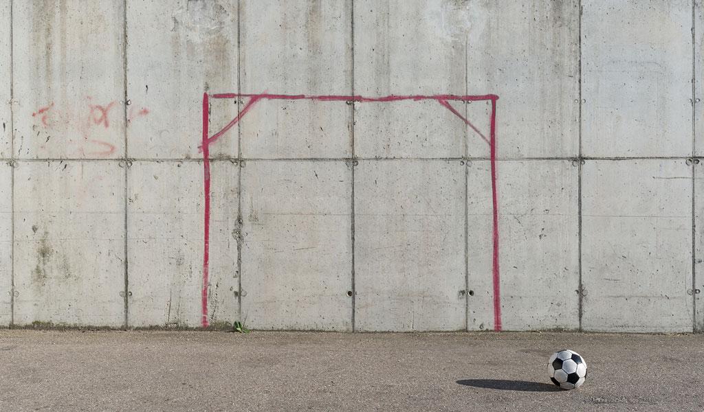 best footballs for concrete
