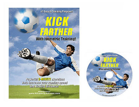 Kick Farther & Run Faster Speed Training