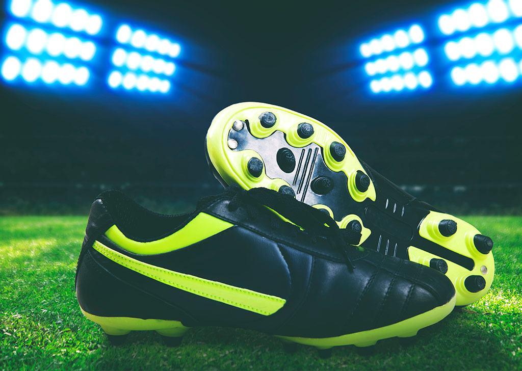 Metal Stud Soccer Cleats