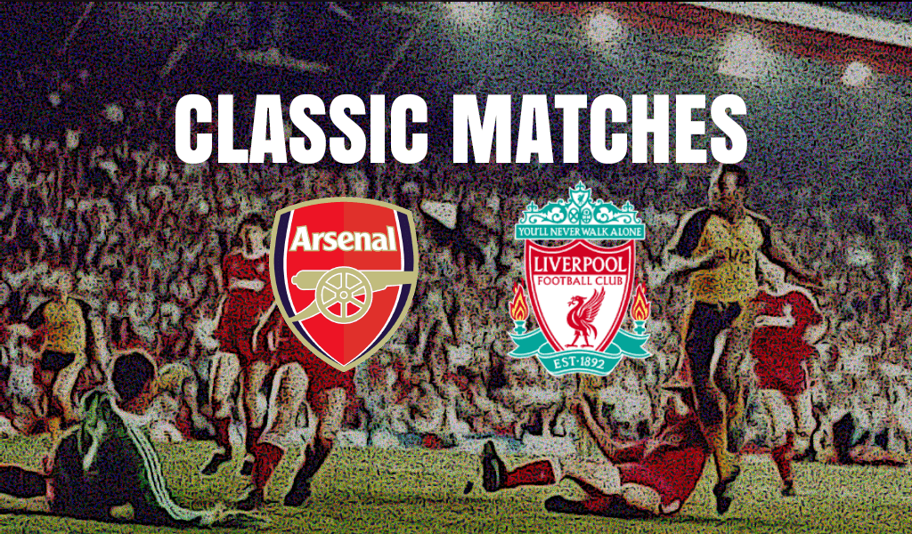 Title Decider 1989 – Liverpool 0-2 Arsenal