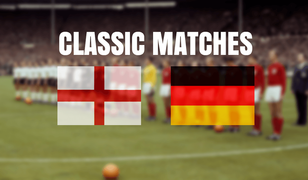 World Cup Final 1966 – England 4-2 West Germany