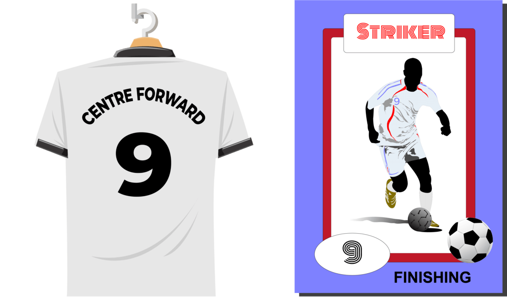 Center Forward Soccer Position