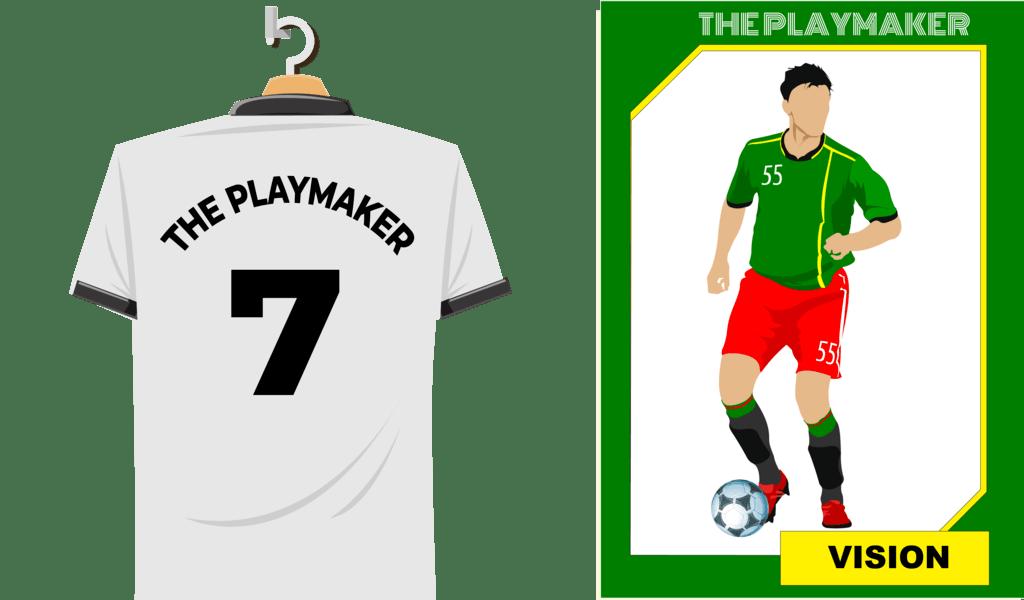 Playmaker Soccer Position